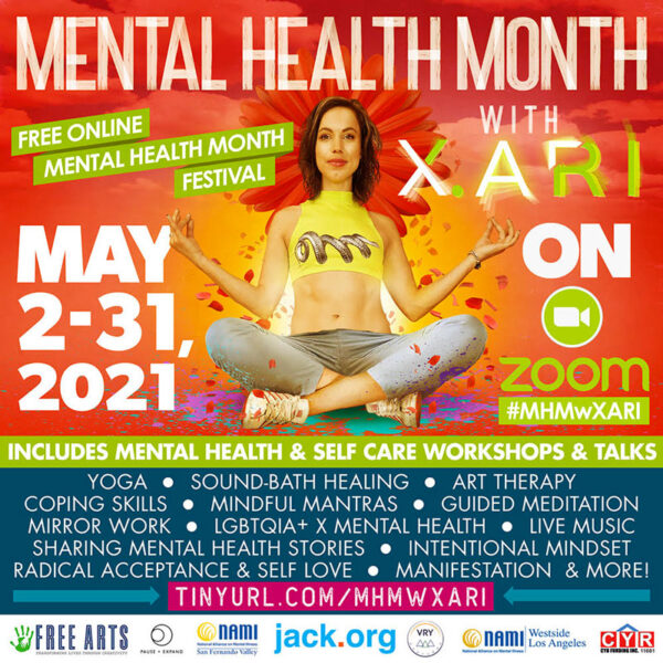 Mental Health Month with X.ARI