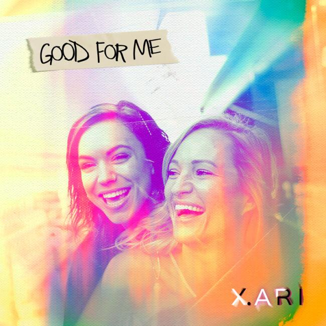 X_ARI_GOOD_FOR_ME_COVER